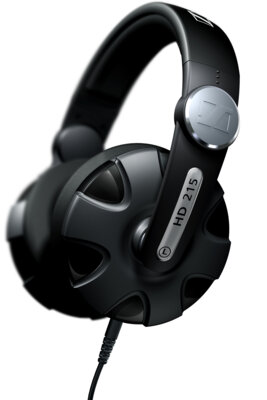 Наушники Sennheiser HD 215 II Black 1