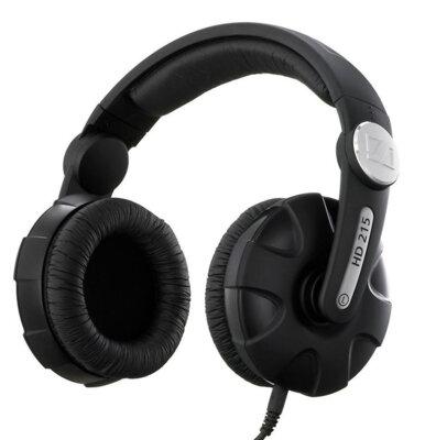 Наушники Sennheiser HD 215 II Black 2