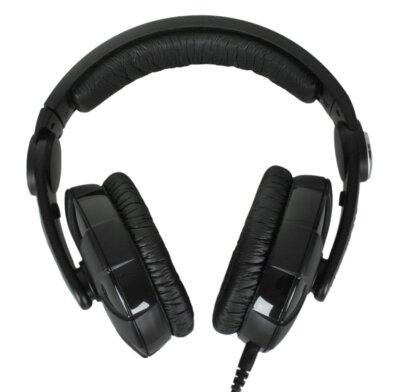 Наушники Sennheiser HD 215 II Black 3