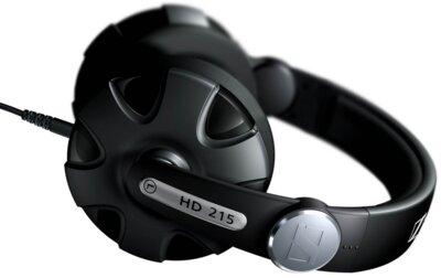 Наушники Sennheiser HD 215 II Black 4