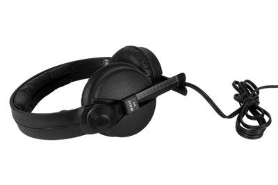 Наушники Sennheiser HD 25-1 II Black 3