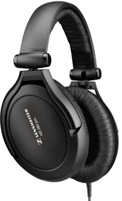 Наушники Sennheiser HD 380 Pro Black 1
