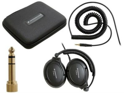 Наушники Sennheiser HD 380 Pro Black 4
