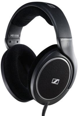 Наушники Sennheiser HD 558 Black 1