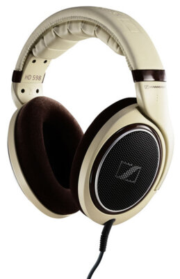 Наушники Sennheiser HD 598 Black 1