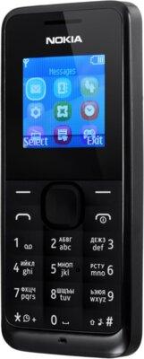 Мобільний телефон Nokia 105 Black 2