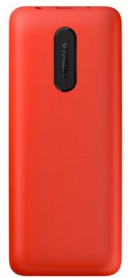 Мобильный телефон Nokia 106 Red 4