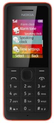 Мобильный телефон Nokia 106 Red 1