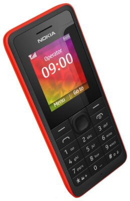 Мобильный телефон Nokia 106 Red 2