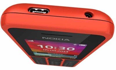 Мобильный телефон Nokia 130 DS Red 4