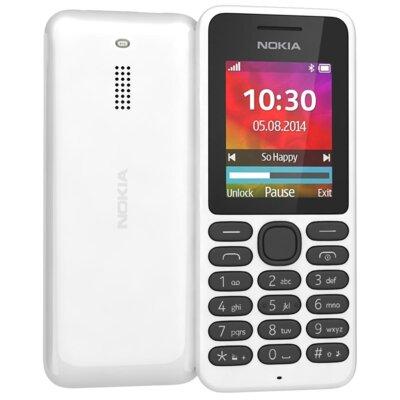 Мобильный телефон Nokia 130 DS White 2