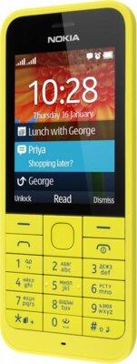 Мобільний телефон Nokia 220 Dual Sim Yellow 2