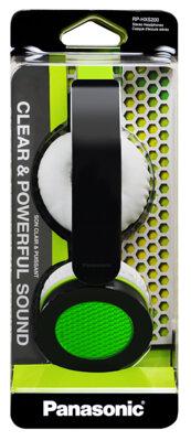 Навушники Panasonic RP-HXS200E-G Green 1
