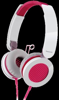 Навушники Panasonic RP-HXS200E-P Pink 2