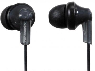 Навушники Panasonic RP-HJE118GU-K Black 1