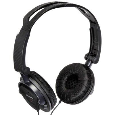 Наушники Panasonic RP-DJS150E-K Black 2