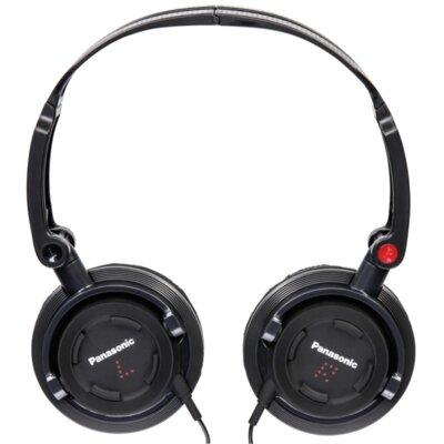 Наушники Panasonic RP-DJS150E-K Black 3