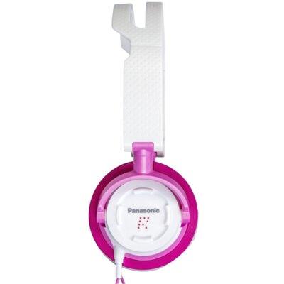 Навушники Panasonic RP-DJS150E-P Pink 1