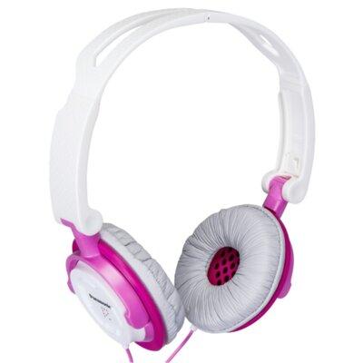 Навушники Panasonic RP-DJS150E-P Pink 2