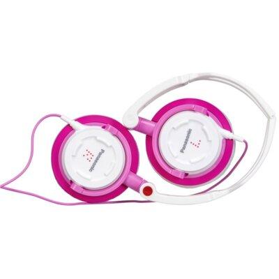 Навушники Panasonic RP-DJS150E-P Pink 4