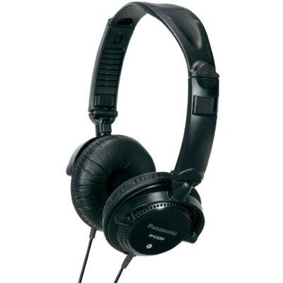 Навушники Panasonic RP-DJS200E-K Black 1