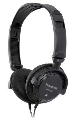 Навушники Panasonic RP-DJS200E-K Black 2