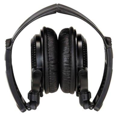 Навушники Panasonic RP-DJS200E-K Black 3