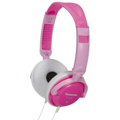 Наушники Panasonic RP-DJS200E-P Pink 1