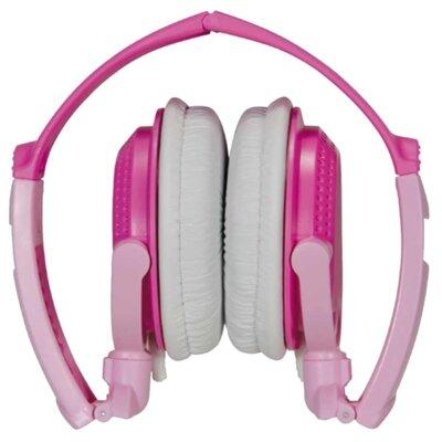 Наушники Panasonic RP-DJS200E-P Pink 3