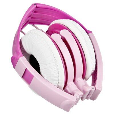Наушники Panasonic RP-DJS200E-P Pink 4