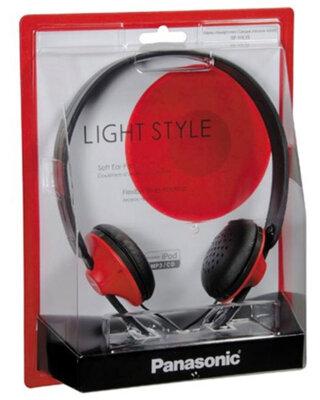 Навушники Panasonic RP-HX35E-R Red 1