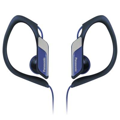 Навушники Panasonic RP-HS34E-A Blue 1