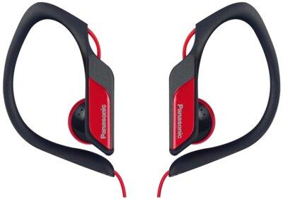 Навушники Panasonic RP-HS34E-R Red 1