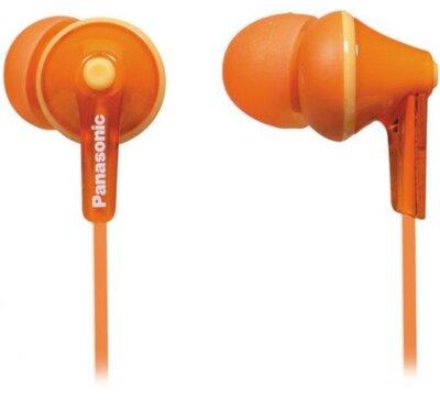 Наушники Panasonic RP-HJE125E-D Orange 1