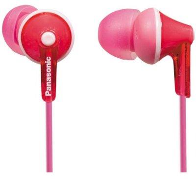 Навушники Panasonic RP-HJE125E-P Pink 1