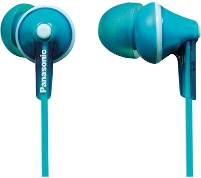 Навушники Panasonic RP-HJE125E-Z Turquoise 1