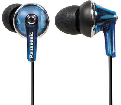 Навушники Panasonic RP-HJE190E-A Blue 1