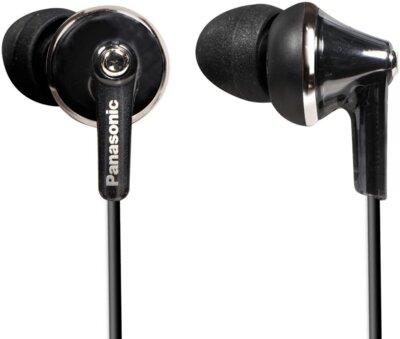 Навушники Panasonic RP-HJE190E-K Black 1