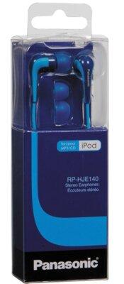 Наушники Panasonic RP-HJE140E-A Blue 1