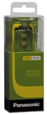 Наушники Panasonic RP-HJE140E-G Green 1