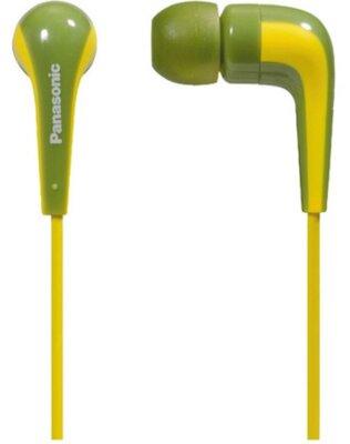 Наушники Panasonic RP-HJE140E-G Green 2