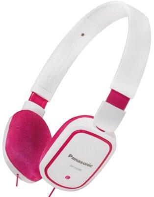Навушники Panasonic RP-HX40E-PW White-Pink 1