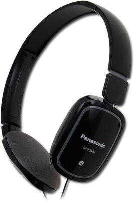 Наушники Panasonic RP-HX40E-K Black 1