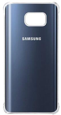 Чехол Samsung Glossy Cover EF-QN920MBEGRU Black для Galaxy Note 5 1