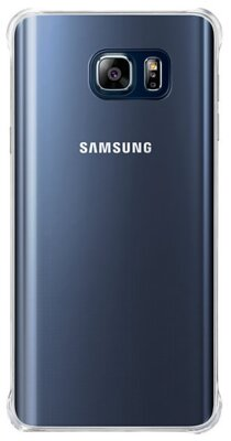 Чехол Samsung Glossy Cover EF-QN920MBEGRU Black для Galaxy Note 5 2