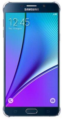 Чехол Samsung Glossy Cover EF-QN920MBEGRU Black для Galaxy Note 5 4