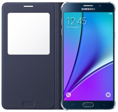 Чехол Samsung S View EF-CN920PBEGRU Black для Galaxy Note 5 2