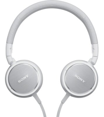Навушники Sony MDR-ZX610AP White 2