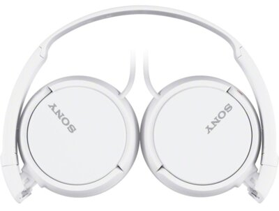 Навушники Sony MDR-ZX110AP White 2