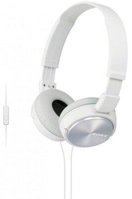 Наушники Sony MDR-ZX310 White 1